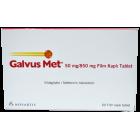 Galvus Met 50 mg/850 mg Tab