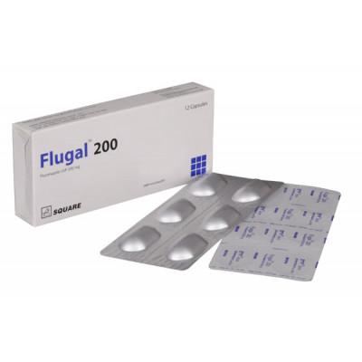Flugal 200 capsule