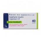 Insulatard 40 IU (1 vial)