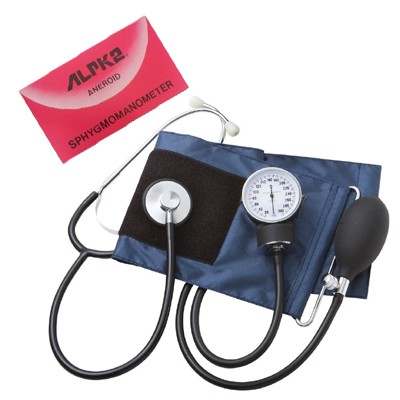 Blood Pressure Machine With Stethoscope: (ALPk2 )