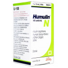 Humulin N 100 iu/ml 10 vial