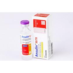 Ansulin 30/70 40IU (10ml) Injection