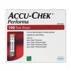 Accu-Chek Performa 100's Strips