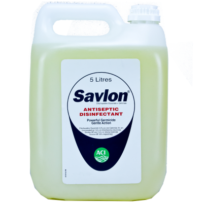 Savlon 5 liter Solution