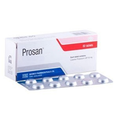 Prosan Tablet 25 mg
