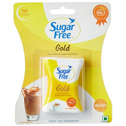 Sugar Free Gold 100+10 Pellets 100Mg (11g)