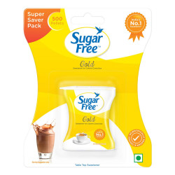 Sugar Free Gold 500 Pellets 100G