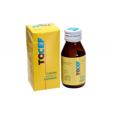 Tocef 50 ml Suspension