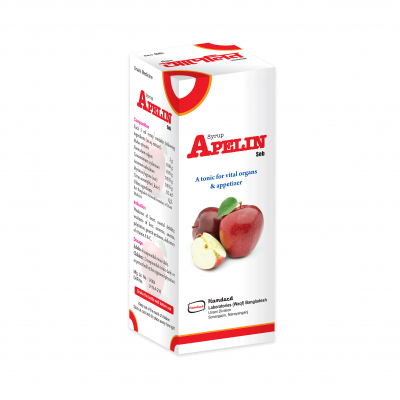 Syrup Apelin 450 ml