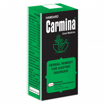 Syrup Carmina 450ml