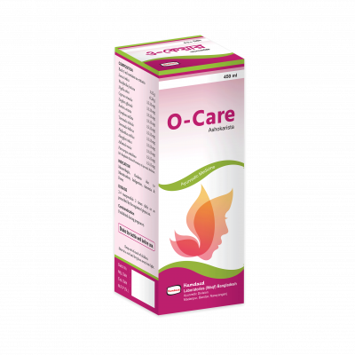 Syrup O-Care 450 ml