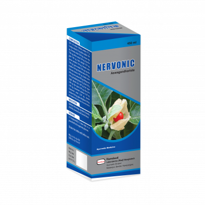 Syrup Nervonic 450 ml