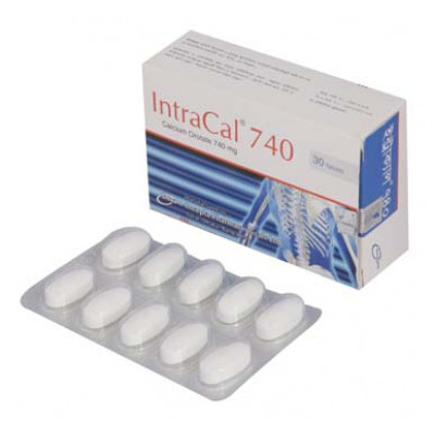 Intracal 740 Tablet