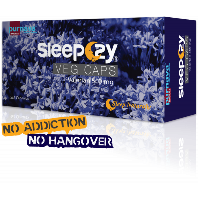 Sleepezy Veg Capsule, 1 Box