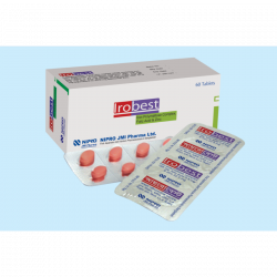 Irobest Tablet, 1 strip
