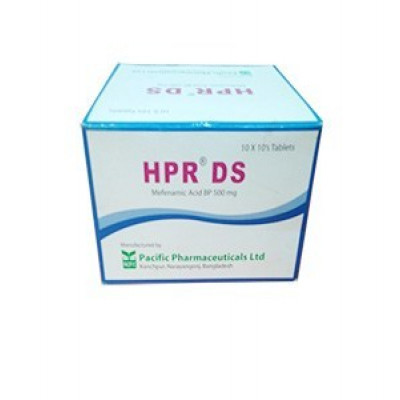 HPR-DS 500 mg Tablet