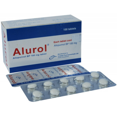 Alurol 100mg tablet