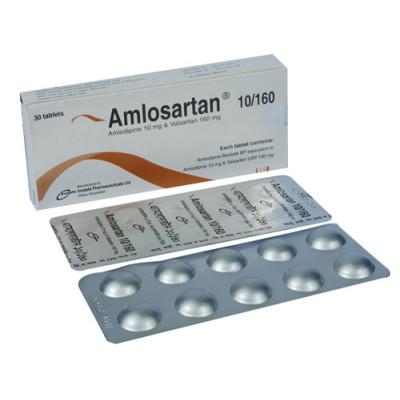Amlosartan 10/160 Tab