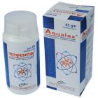 Aqualax powder for solution.