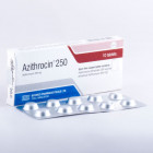 Azithrocin 250 Tablet