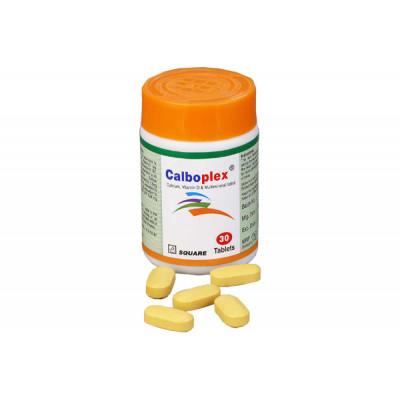 Calboplex Tablet 30's pack