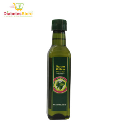 SPAN OLIVE OIL-250ml