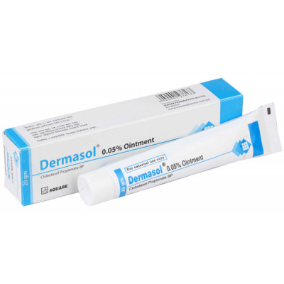 Dermasol 0.05% 20g Ointment