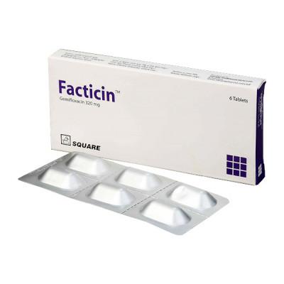 Facticin 320 mg Tablet