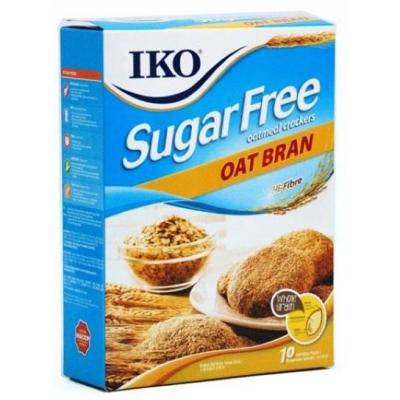 IKO SUGAR FREE BISCUIT OAT BRAN 220G