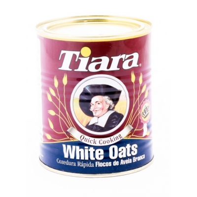TIARA WHITE OATS TIN 500GM