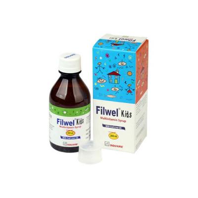 Filwel Kids 200ml syrup