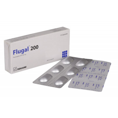 Flugal 200 mg capsule