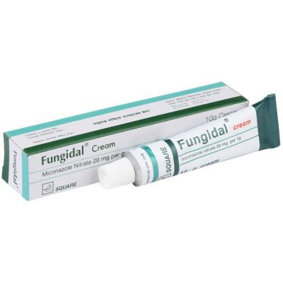 Fungidal 2% Cream 10 gm tube