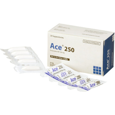 Ace 250  Suppository