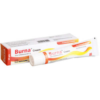 Burna 1% Cream
