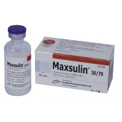 Maxsulin 30/70 (100 IU)