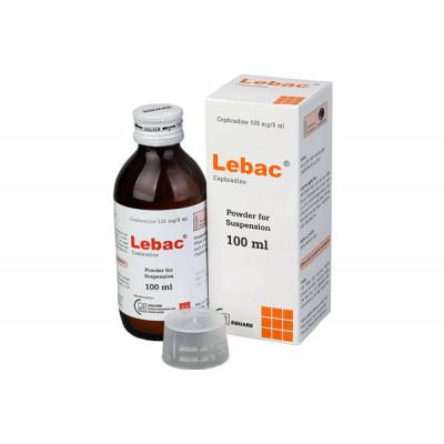Lebac 100ml Powder for Suspension