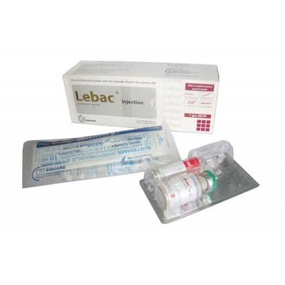 Lebac 1 gm IM/IV Injection