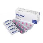 Melixol 0.5 /10 mg Tablet, 1 strip
