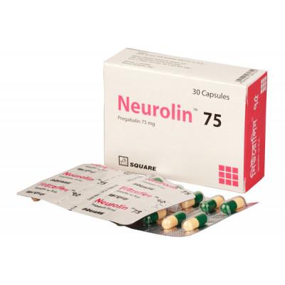 Neurolin 75 mg Capsule