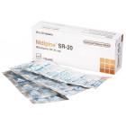 Nidipine SR 20 mg Tablet, 1 strip