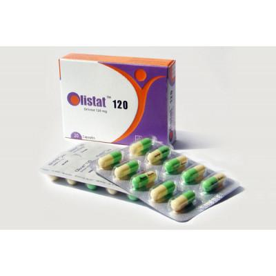 Olistat 120 mg Capsule