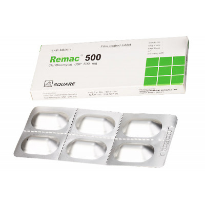 Remac 500 mg tablet