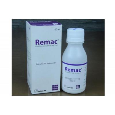 Remac Granules for Suspension 60 ml bottle