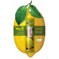 Meril Lip Balm (Lemon)