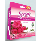 Spring Air Freshener Odor Block (Rose)