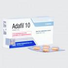 Adafil 10 mg Tablet
