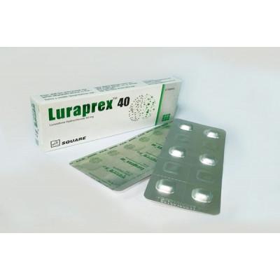 Luraprex 40 Tablet